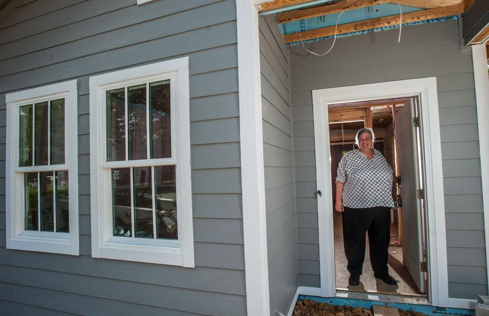 Habitat Hopes Tiny Houses Can Have Big Impact The