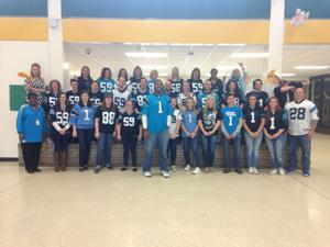 #KeepPounding: Cabarrus County loves the Carolina Panthers