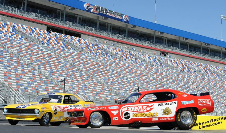 Autofair Begins Thursday At Charlotte Motor Speedway The