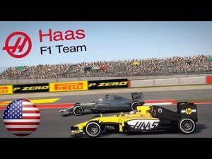 HAAS F1 2016 CONCEPT CAR