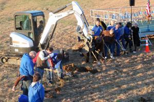 Mt. Pleasant celebrates construction of new middle school