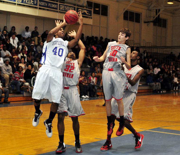 South Rowan High School