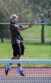 Spider tennis sweeps Central Cabarrus