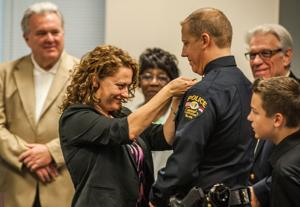 Hail to the chief: Concord welcomes new top cop