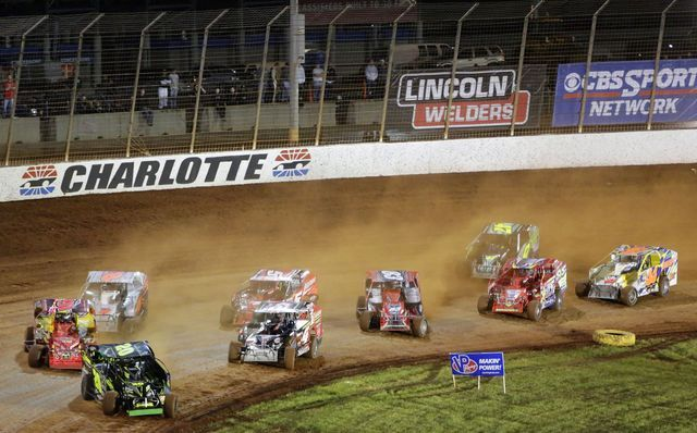 Clanton Set For World Of Outlaws World Finals At The Dirt