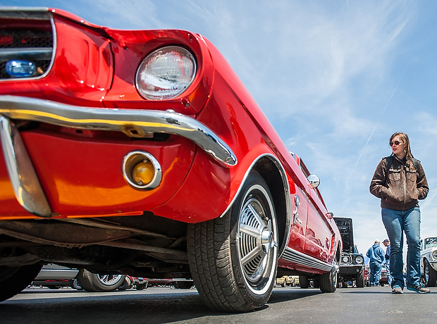 National mustang museum to call concord home news for Charlotte motor speedway museum