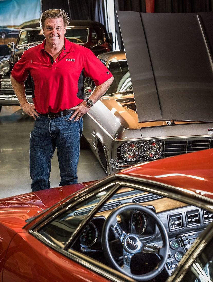 Car Guru Tv Star Chip Foose At Autofair This Weekend News