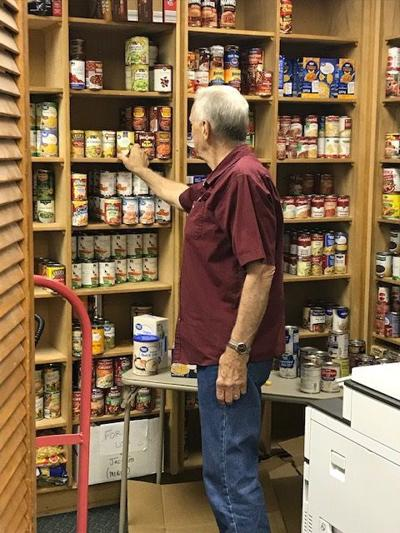 More than 5,000 pounds of food distributed from GGUM emergency pantry April 6-8