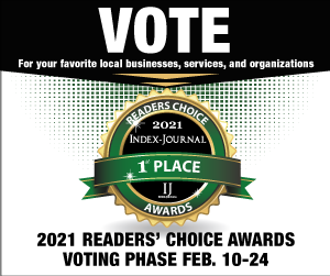 Readers' Choice 2021 Voting