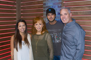 NASH-FM: Reba's World Premiere of 'Until They Don't Love You'