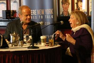 77 WABC Presents Joan Hamburg's Pre-Tony's Luncheon!