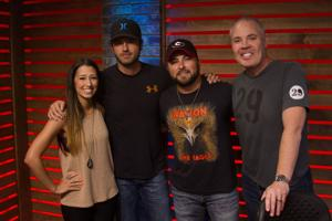 Country artist Tyler Farr — Music City Gives Back