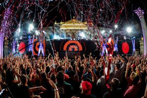 iHeartRadio Summer Pool Party at Caesars Palace Las Vegas.