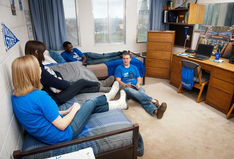 Coed dorm room plan receives mixed feedback indiana for List of colleges with coed bathrooms