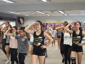 SAVAPA Dance program hosts local children and teens for annual fall camp