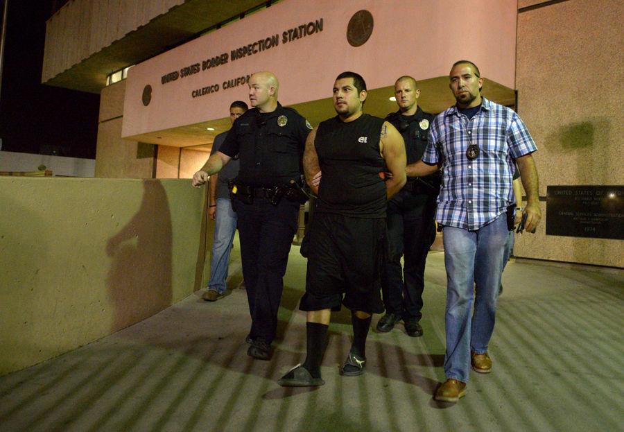 Marshals Apprehend Brawley Homicide Suspect Imperial