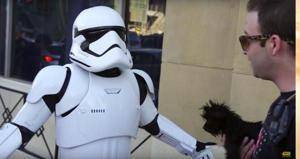 Watch: Mark Hamill from 'Star Wars' pranks fans for a good cause