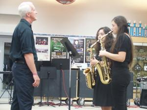 Valley musicians perform at Imperial High-hosted festival