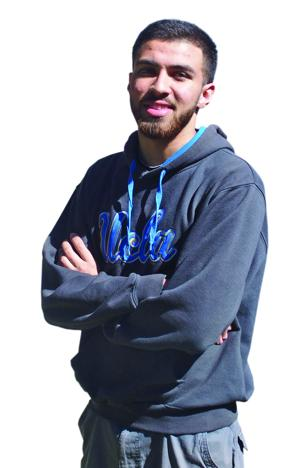 <p>Saad Awan. KARINA LOPEZ PHOTO</p>