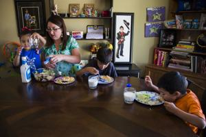 Mom's experiences aim to help other moms, families