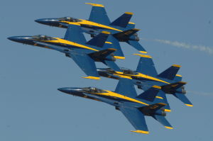Blue Angels announce full 2014 air show season