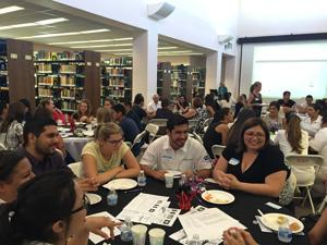 Diverse cultures explored during 2015 International Nursing Seminar