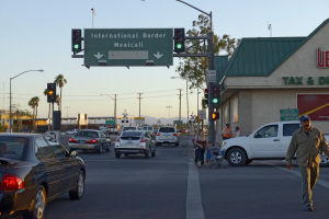 U.S. and Mexican officials present update on Calexico downtown port of entry expansion project