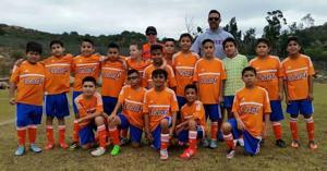 Dynamo Boys U-11 takes 2015 Hotspurs USA Cup