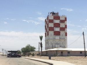 A look back At NAF El Centro iconic tower: The naval base, a community and the U.S. space program