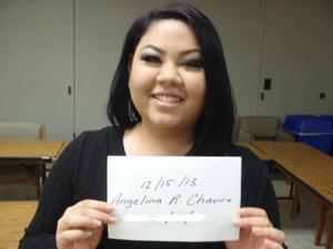 Angelina Chavira