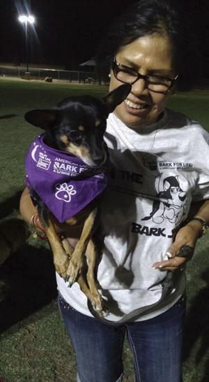 Bark For Life raises the ruff
