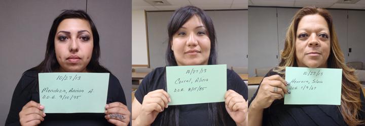 Three Calipatria prison visitors arrested - Imperial ...