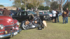 RAW VIDEO: Car club, CHP host toy drive and car show