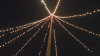 VIDEO: Calipatria welcomes holidays with flag pole lighting