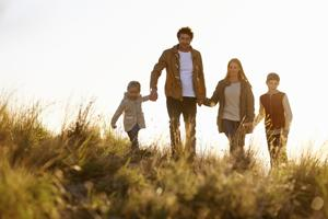 Relationship, educational and economic factors contribute to family success