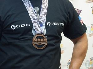 Imperial Valley natives fare well at North American Grappling Association tournament in San Diego