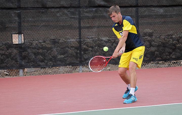 NAU Men's Tennis vs. Portland State University April 19 ...