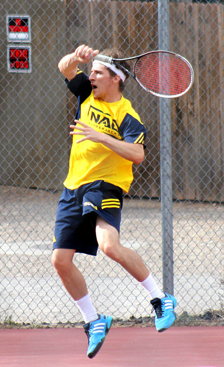 Men's Tennis vs. University of Idaho 3-17-15 - Jackcentral ...