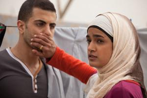Israel's Bedouin get their close-up in Oscar entry 'Sand Storm'