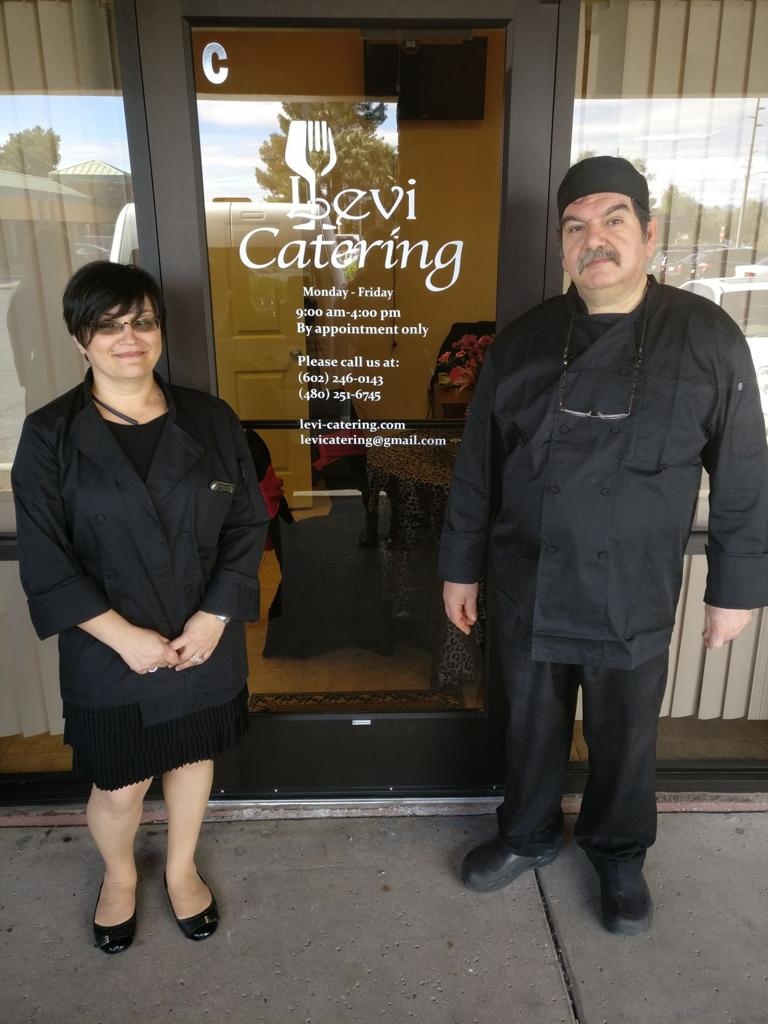 Levi Catering expands