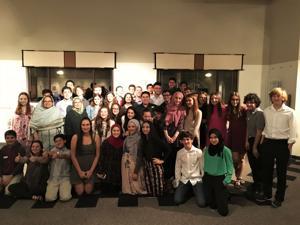 Beth Israel teens host Islamic teens