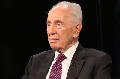<p>Shimon Peres (Taylor Hill/Getty Images)</p>