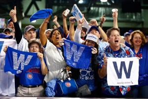 Cubs fans, like the Jews, now face the challenge of success