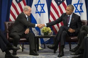 Obama airs settlement concerns, Netanyahu praises US friendship in their likely final meeting