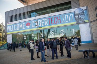 <p>Leading multinational corporations, SMB's, start-ups, private and corporate investors, venture capital firms, experts and clients attend the Cybertech Israel Conference and Exhibition, in Tel Aviv, on Jan, 31, 2017.</p>