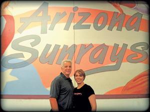 Arizona Sunrays adds programs, plans move