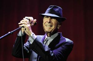 Leonard Cohen, whose Jewish-infused poetry and songs inspired generations, is dead at 82