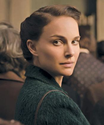 """<p>Natalie Portman stars in """"A Tale of Love and Darkness.""""</p><p>Photo by Ran Mendelson/Courtesy of Focus World/JTA</p>"""