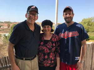 World Series ignites old passions in American Jews living in the West Bank