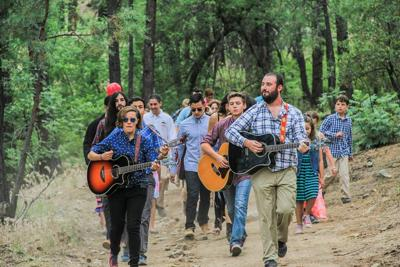 <p>The Jewish Community Foundation's need-based scholarships, totaling $57,323, are sending 83 children to Jewish day and overnight camps this summer, including Congregation Beth Israel's Camp Daisy & Harry Stein in Prescott, pictured here.</p>
